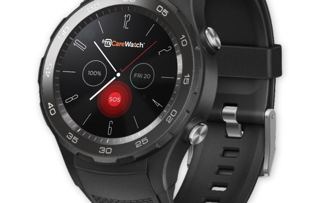 HUAWEI partners with mCareWatch to provide health solution for HUAWEI WATCH 2